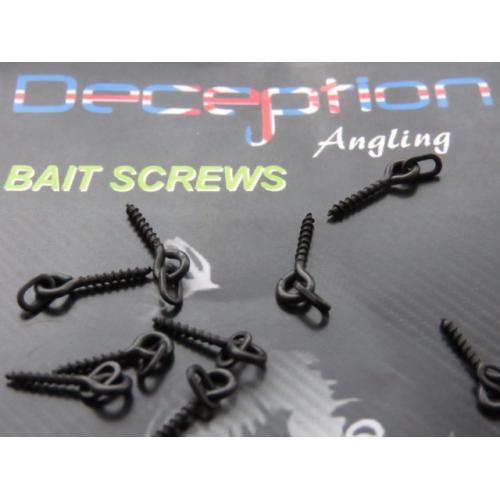 Deception Angling Bait Screws