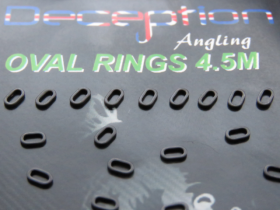 Deception Angling Oval rings