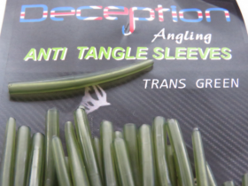 Deception Angling Anti tangle sleeves