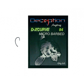 Deception Angling D-XCURVE