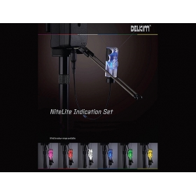 Delkim NiteLite Indication SetTM - Illuminating Hanger