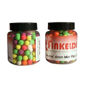Finkelde Mini neutral pop ups, 6 mm, various colours