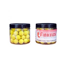 Finkelde Pineapple Excess fluoro, Pop ups, 15 & 20 mm