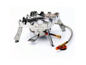 RIDGEMONKEY QUAD CONNECT GAS STOVE