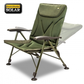 Solat Tackle BANKMASTER RECLINER CHAIR WIDE