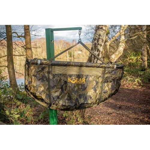 SOLAR UNDERCOVER CAMO WEIGH/RETAINER SLING - LARGE