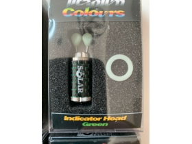 SOLAR CARBON COLOURS INDICATOR HEAD - GREEN