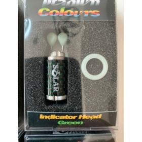 SOLAR CARBON COLOURS INDICATOR HEAD - GREEN